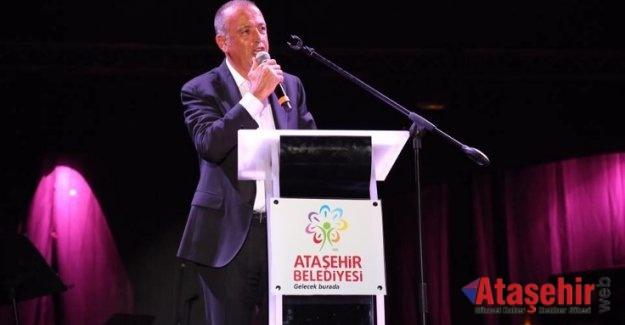 """Battal İlgezdi: """"Ataşehir için 21 farklı proje hazırladık"""""""