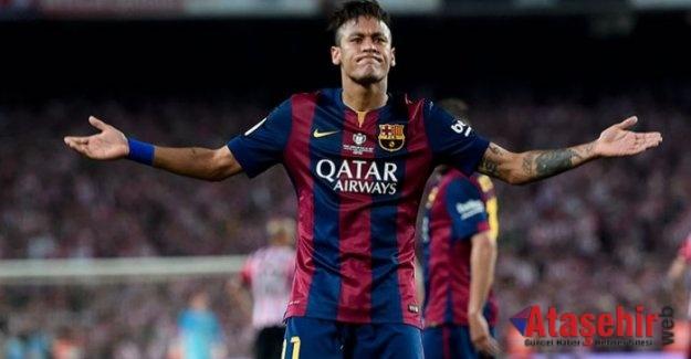 Dünyanın en değerli futbolcusu Neymar