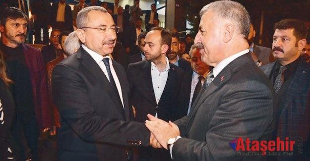 İsmail Erdem, Finansın merkezi Ataşehir olacak