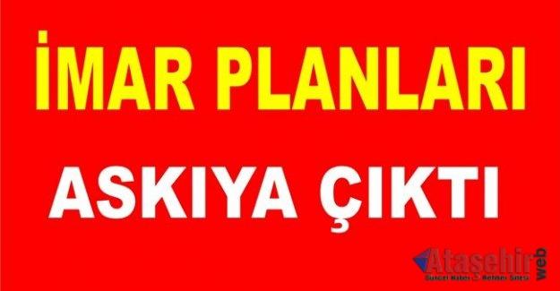İstanbul'da 11 ilçenin yeni imar planları askıya çıktı