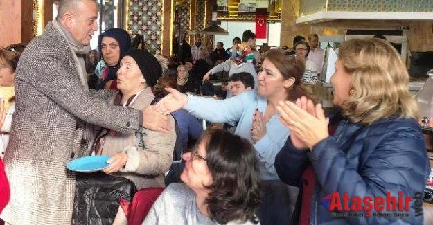 Örnek Mahalleli Kadınlar Emek Günlerini Kutladılar