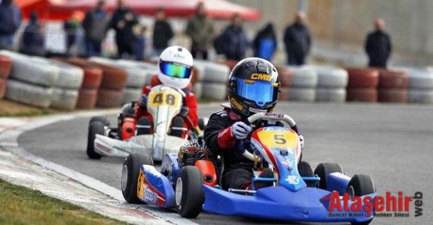 Otomobil Sporları Sezonu Karting ile Açıldı