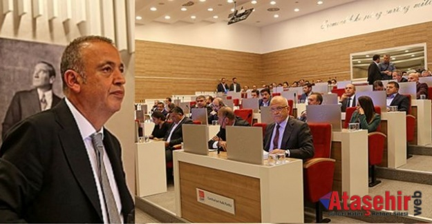 Ataşehir'in yeni belediye meclis üyeleri belli oldu