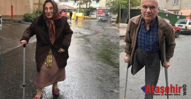 Ataşehir'de yaşlılara gasp ve dolandırıcılık şoku