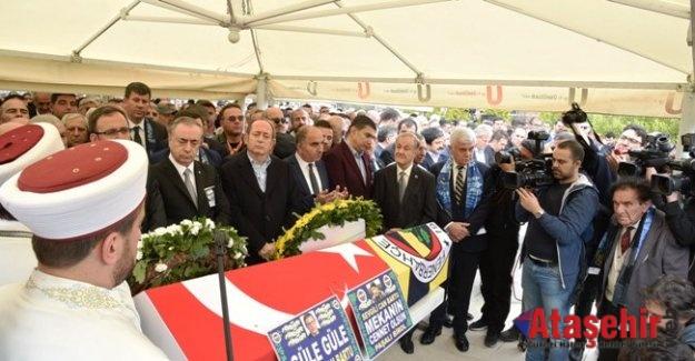 FENERBAHÇE'NİN EFSANE İSMİ CAN BARTU'YA VEDA