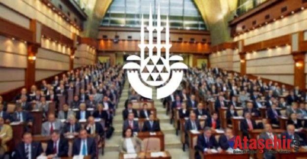 İBB Başkanvekilliği ve Encümen AK Parti'den