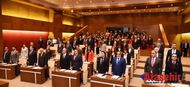 KADIKÖY BELEDİYE MECLİSİ İLK TOPLANTISINI YAPTI