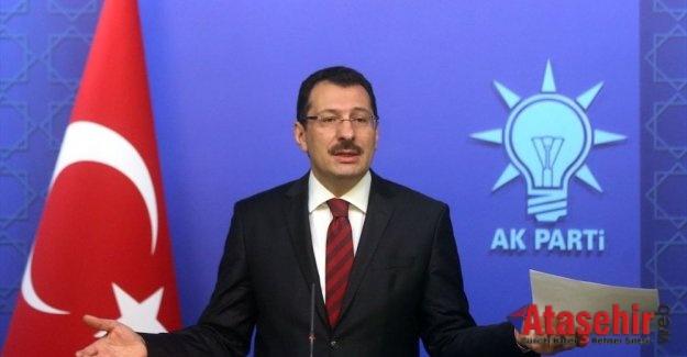 AK Partili Yavuz: Yeniden seçim olursa aynı adaylar yarışacak