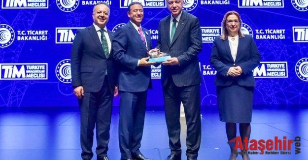 Arçelik'e Ar-Ge Liderliği Özel Ödülü