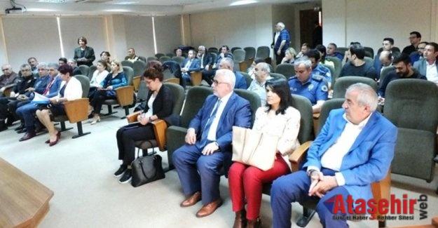 Ataşehir'de Huzur Toplantısı yapıldı.