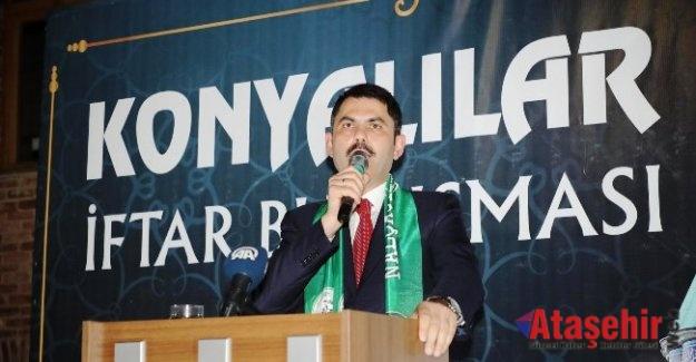 """Bakanı Kurum: """"""""Tüm Türkiye'de Gönüllü Kentsel Dönüşümü Başlatıyoruz"""""""""""