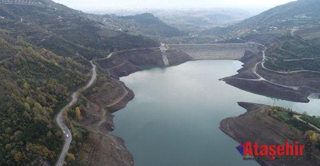 Barajlarda Son 38 yılın rekoru kırıldı