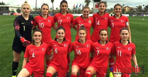 Bayan A Milli Kadın Futbol Takımı'nın aday kadrosu açıklandı