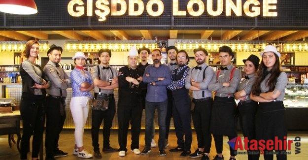 By Gışddo Lounge Cafe-Restaurant Ataşehir'de Açıldı