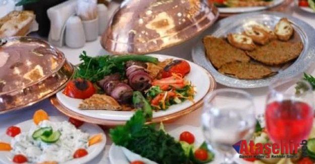 Develi Kebap iftar menüsü 2019
