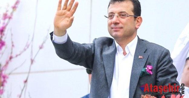 EKREM İMAMOĞLU KADIKÖY'E GELİYOR