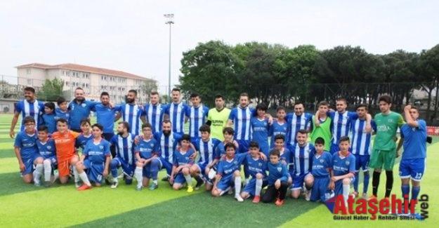 İçerenköy İdmanyurdu Şampiyonluğu Garantiledi