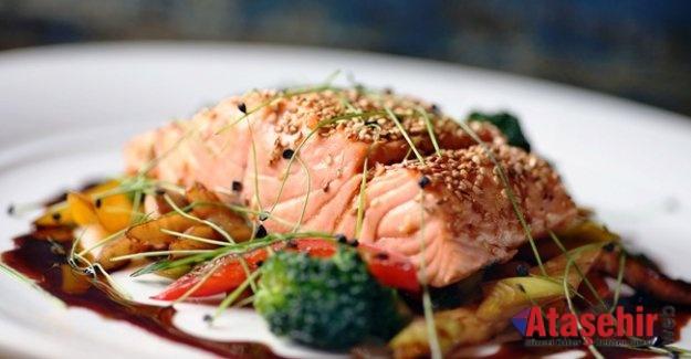 İftar Sofralarının Şifa Deposu: Somon balığı