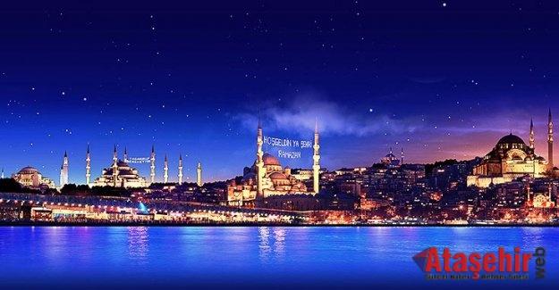 İstanbul'da iftar bir başka güzel