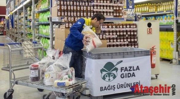 Metro, Bağışlanamayan Gıdalar Gübre Olacak!