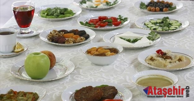 """SAĞLIKLI BAYRAM SOFRASI NASIL OLMALI"""