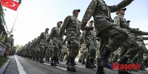Yeni askerlik yasa teklifi kabul edildi