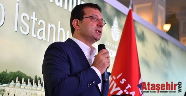 EKREM İMAMOĞLU, FSM'DEKİ ÇALIŞMA GÜNDEME ALINDI