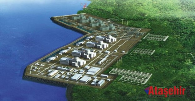 Nükleer santral projesi durduruldu