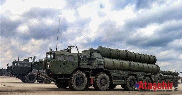 S-400'LER 2 AY İÇERİSİNDE GELİYOR