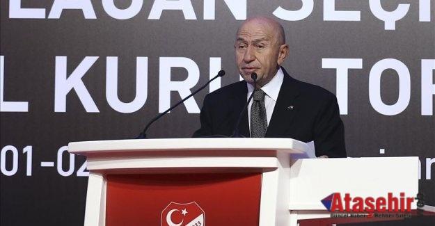 Türkiye Futbol Federasyonunun (TFF) yeni başkanı Nihat Özdemir oldu.