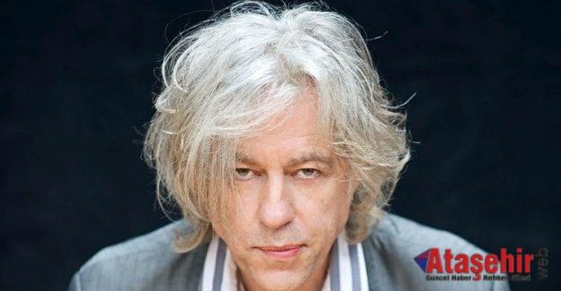 Bob Geldof 14 Eylül'de İstanbul'da