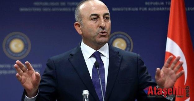Çavuşoğlu: AB ile Geri Kabul Anlaşması'nı askıya aldık