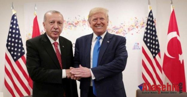 Erdoğan: 'ABD F-35'leri Vermezse Bunun Adı 'Gasp' Olur'