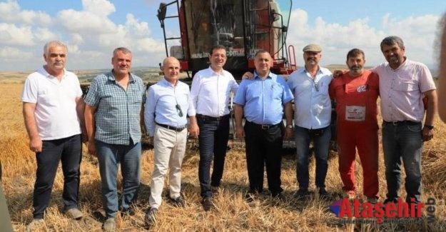 İmamoğlu: İstanbul, tarımıyla da bereketli