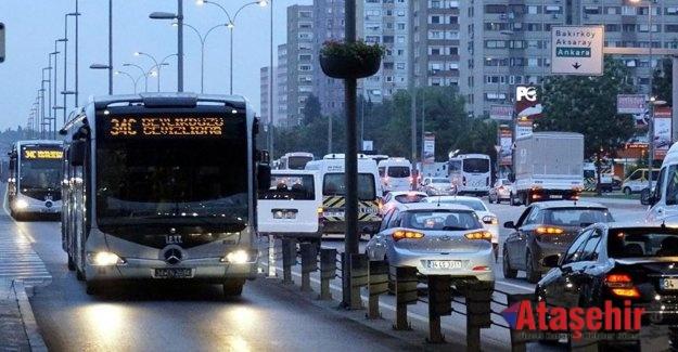 İSTANBUL'DA ULAŞIM KURBAN BAYRAMDA ÜCRETSİZ
