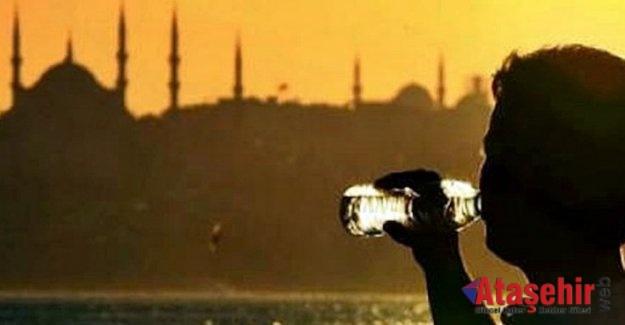 İSTANBUL'DA SICAKLIK ARTACAK
