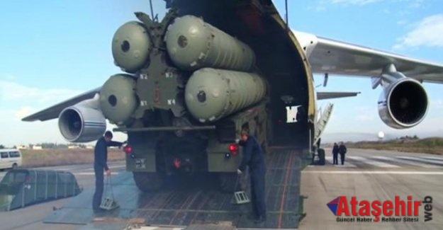 S-400'lerin teslimatı devam ediyor: Yedinci uçak da indi