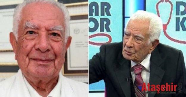 Türkiye en yaşlı doktorunu kaybetti