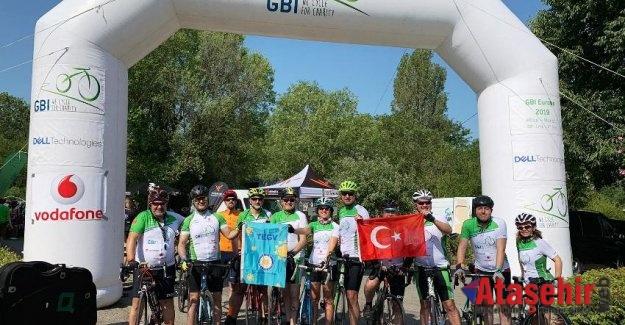 Umuda Pedal Ekibi, GBI Europe 2019'dan Rekor Bağışla Döndü!