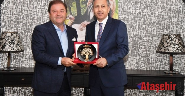 Vali Yerlikaya'dan Başkan Kılıç'a ziyaret