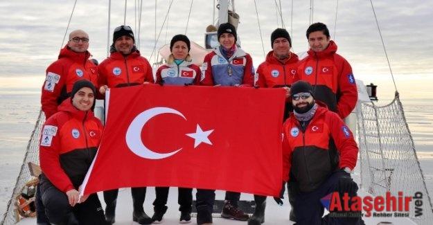 Arktik'e İlk Türk Bilimsel Seferi