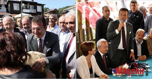"""İMAMOĞLU: """"İSTANBUL'UN KÖYLERİ ÜRETECEK VE İSTİHDAM YARATACAK"""""""