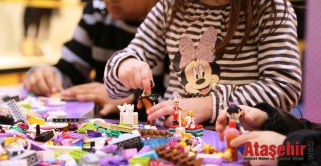 İstanbul Optimum Outlet AVM'de LEGO Festivali Başlıyor!