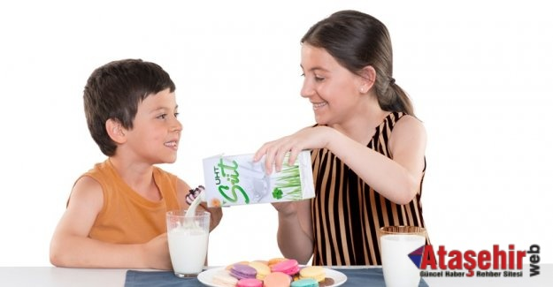 Kaliteli Proteinin Sırrı Her Gün İki Bardak Süt!