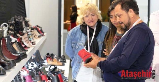 Dünyanın 2. büyük Uluslararası Ayakkabı Moda Fuarı kapılarını açıyor