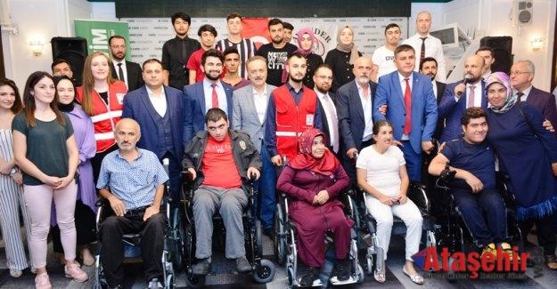 Engelli Vatandaşlar Elektrikli Tekerlekli Sandalyelerine Kavuştu