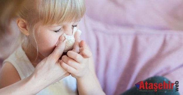 Grip ve Nezle Görülmesi Arttı! Uzmanlar Uyarıyor!