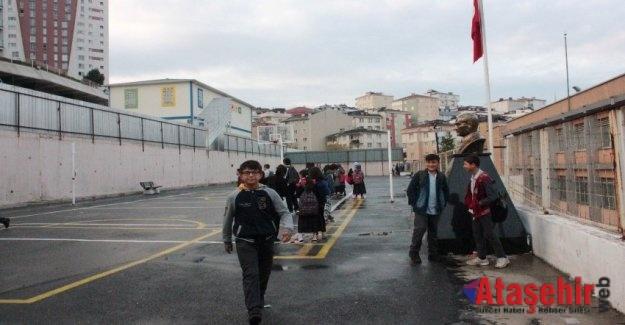 İSTANBUL'DA 9 İLÇEDE 14 OKUL TATİL