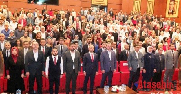 Ak Parti Ataşehir İlçe Başkanlığı Danışma Meclisini Topladı