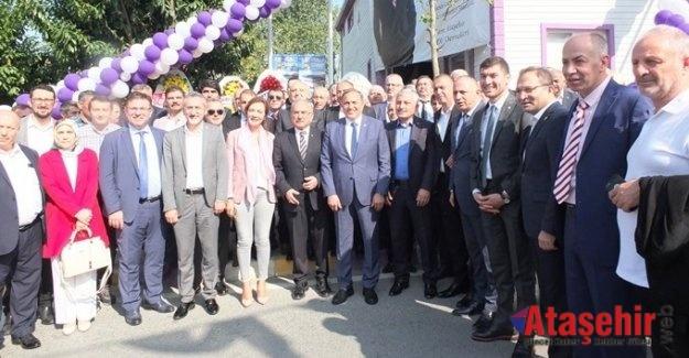 Ataşehir Ordulular Derneğinin Yeni Binasının açılışı yapıldı